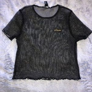 Divine shimmer cover top